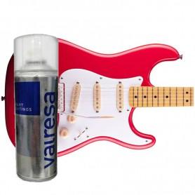 Nitorlak Fiesta Red Nitrocellulose Guitar Lacquer
