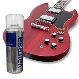 Nitorlak Sonic Blue Nitrocellulose Guitar Lacquer