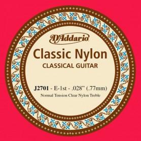 D´Addario Classical Guitar String J2701 E 1st