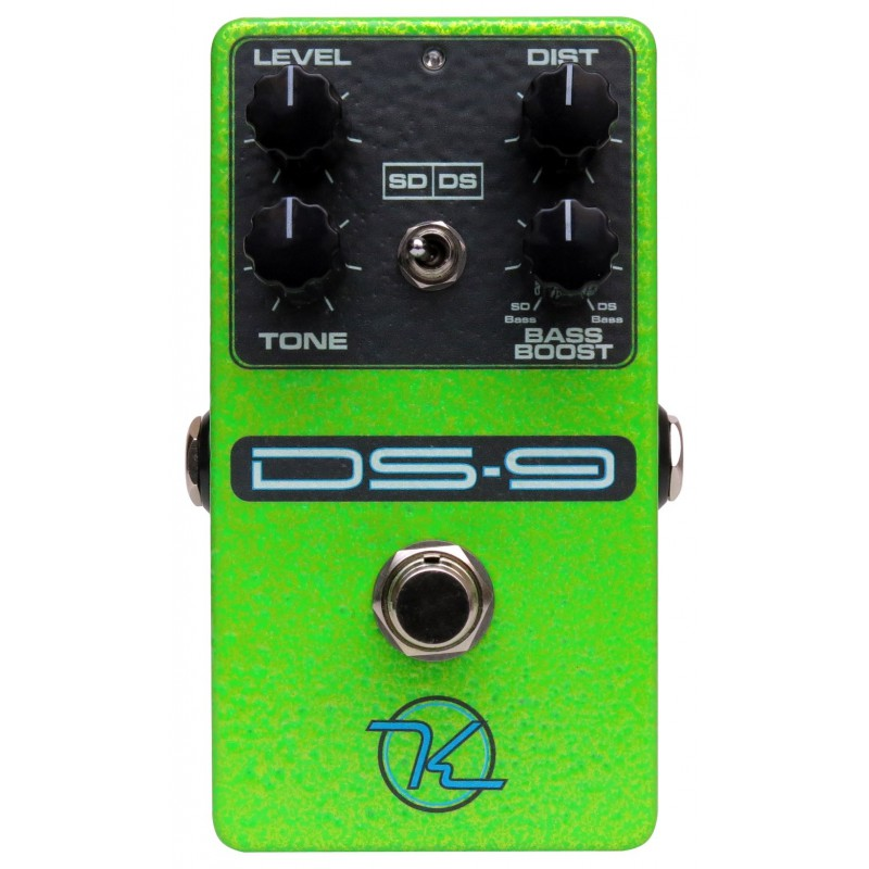 Pedal Keeley DS-9 Distortion