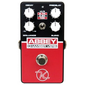Pedal Keeley Abbey Chamber Verb