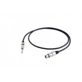 Cable Micrófono Proel Stage290LU10 10M.