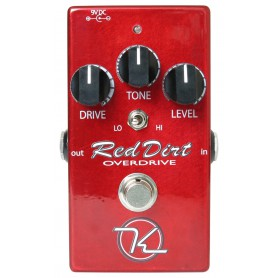 Pedal Keeley Red Dirt Overdrive
