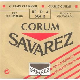 Cuerda Suelta Clásica Savarez 504R D/4ª