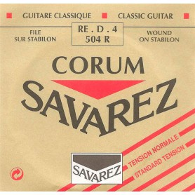 Savarez 504R 4th Classic Guitar String