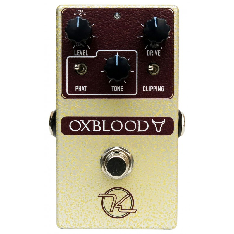 Pedal Keeley Oxblood Overdrive