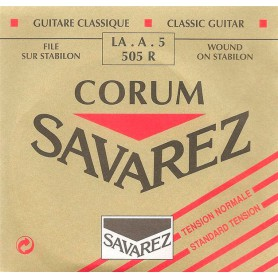 Cuerda Suelta Clásica Savarez 505R A/5ª
