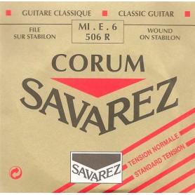 Cuerda Suelta Clásica Savarez 506R E/6ª