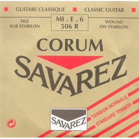 Savarez 506R 6th Classic Guitar String.