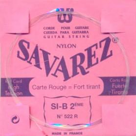 Cuerda Suelta Clásica Savarez 522R B 2ª