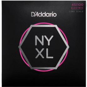 D'Addario NYXL 45-130 Super Bass Strings 5 Strings