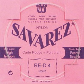 Savarez 524R 4th Classical Guitar String
