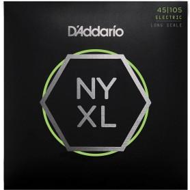 D'Addario NYXL 45-100 Super Bass Strings