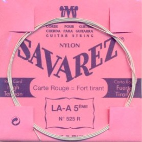 Savarez 525R 5th Classical Guitar String