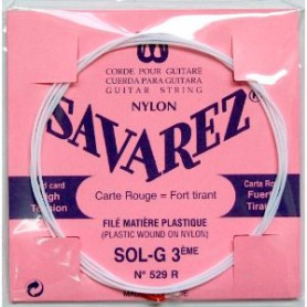 Savarez 529R 3rd Wound Classical Guitar String