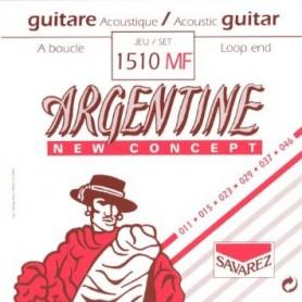 Cuerdas Acústica Argentine Gypsy Jazz 1510MF 11-46 Loop End