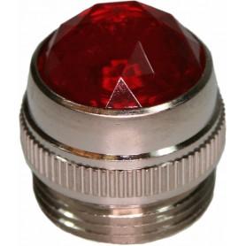 Pilot de Amplificador Tipus Fender Vermell