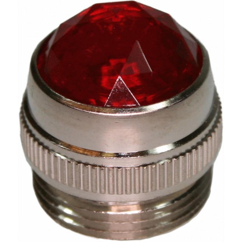 Piloto de Amplificador Tipo Fender Rojo