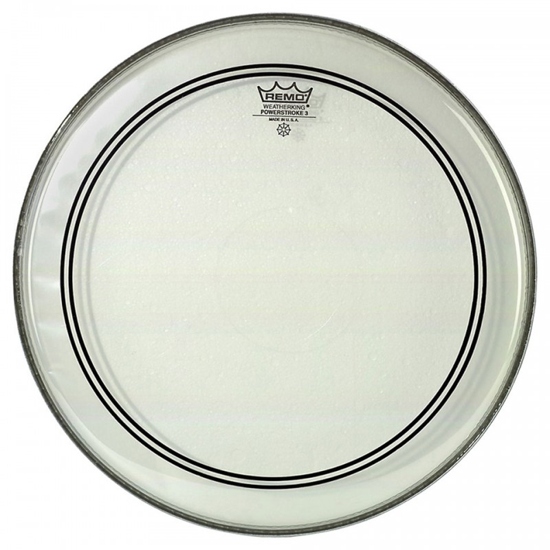 Parxe Remo Powerstroke 3 Clear 20