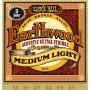 Cordes Acústica Ernie Ball 3003 Earthwood Bronze Light 12-54 3-Pack