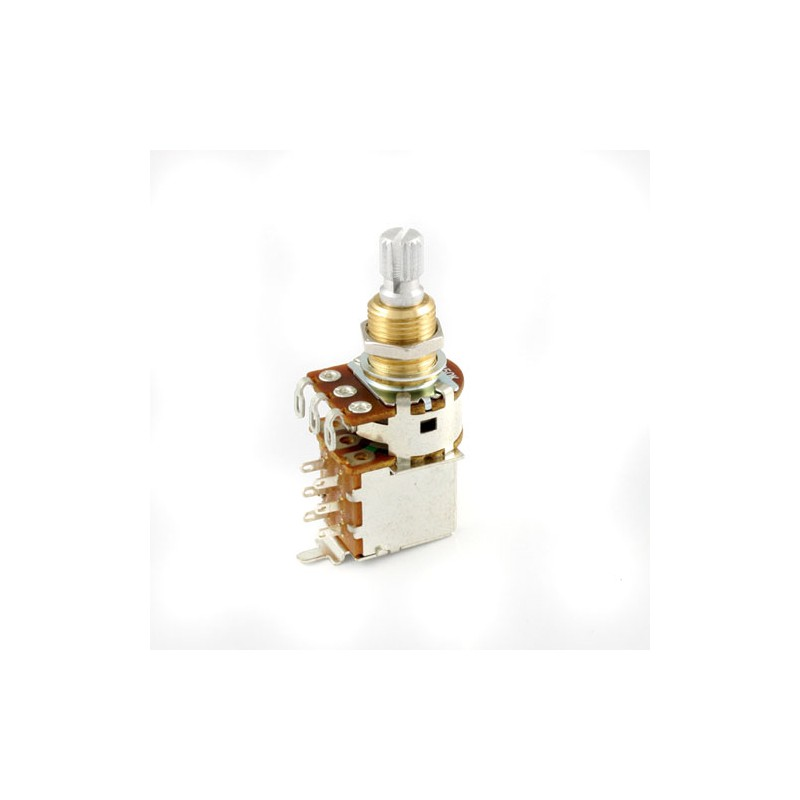Potenciómetro-Bourns-500K-Audio Push-Pull