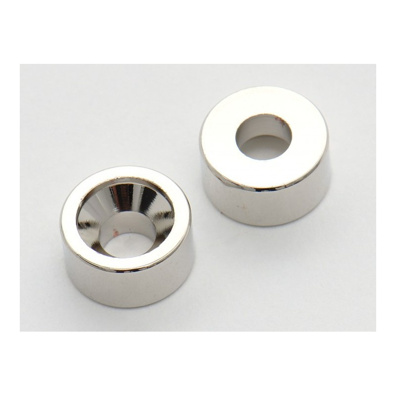Neck attachment sockets