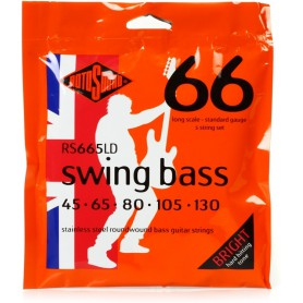 Rotosound Swing Bass RS665LD 45-130 5 Strings