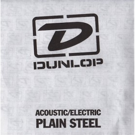 Dunlop Single Plain 017 Acoustic-Electric String