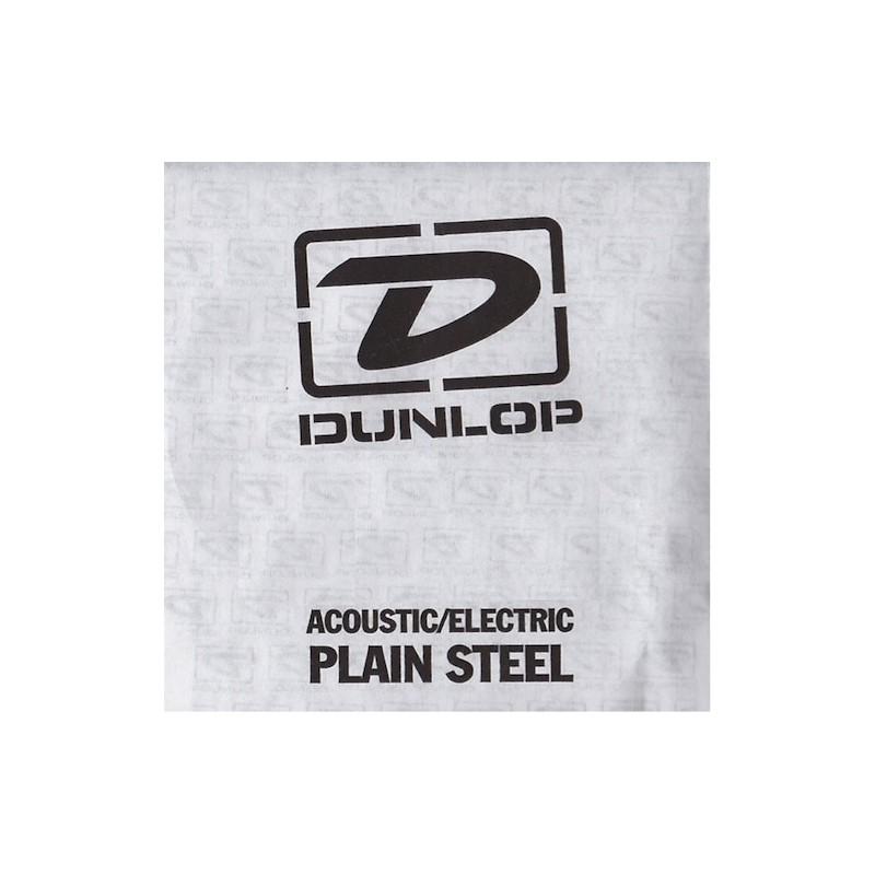 Cuerda Suelta Dunlop Plana 017