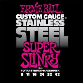 Cordes Elèctrica Ernie Ball 2246 Stainless Regular 10-46