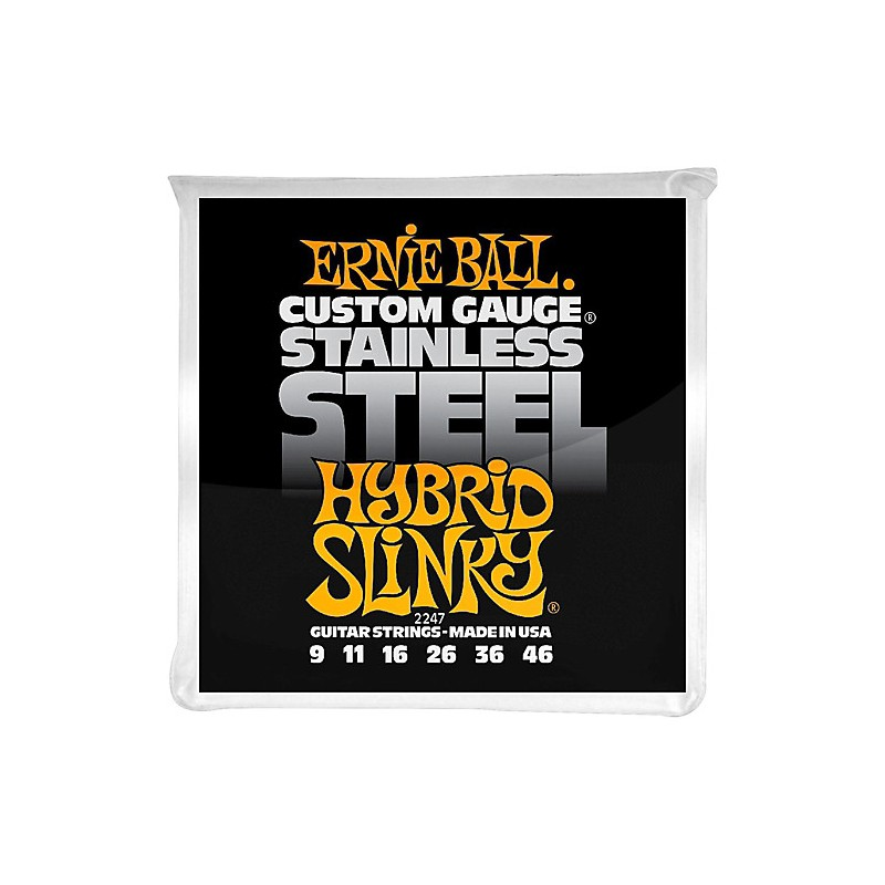 Ernie Ball 2248 Stainless 09-42