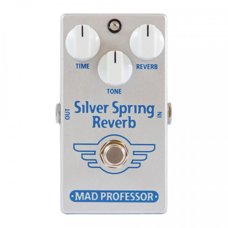 Pedal Mad Professor Silver Spring Reverb