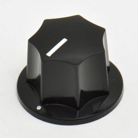 Botón de potenciómetro tipo Jazz Bass