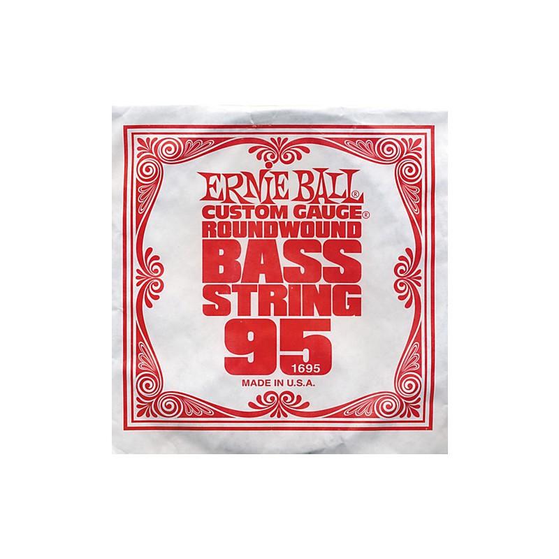 Cuerda Suelta Bajo Ernie Ball 1695 095