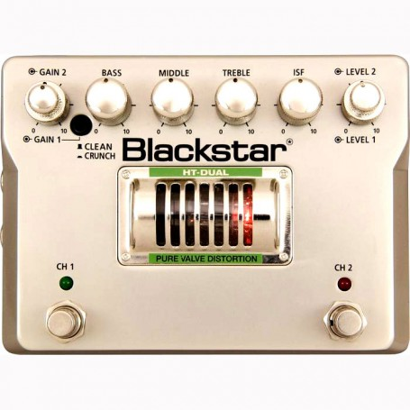 PedalBlackstarHTDualOverdrive-Distortion
