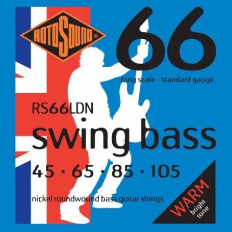 Cuerdas Bajo Rotosound Swing Bass RS66LDN 45-105-105