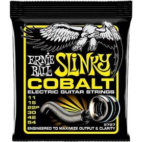 Cuerdas Eléctrica Ernie Ball 2726 Cobalt Not Even Slinky 12-56