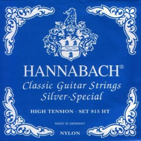 Hannabach Series 815 Silver Special Classical Guitar Strings