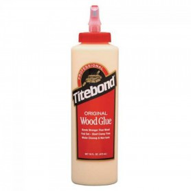 Cola para Madera Titebond Original Wood Glue 237ml.