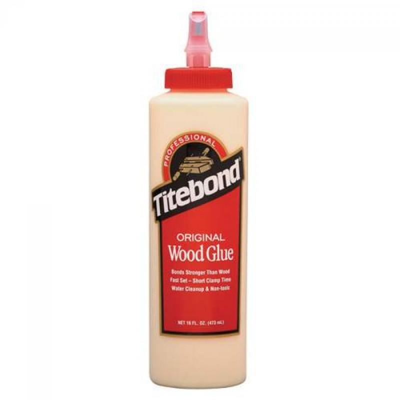 Cola para Madera Titebond Original Wood Glue 237ml.