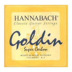 Cuerda Suelta Hannabach Goldin 7251MHTC 1ª