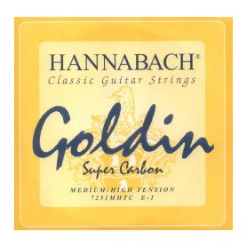 Hannabach Goldin 7252MHTC 2ª