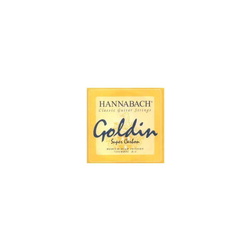 Cuerda Suelta Hannabach Goldin 7253MHTC 3ª