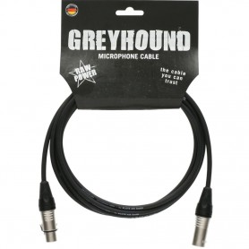 Cable Micrófono Klotz Greyhound GRKFM0100 1m.