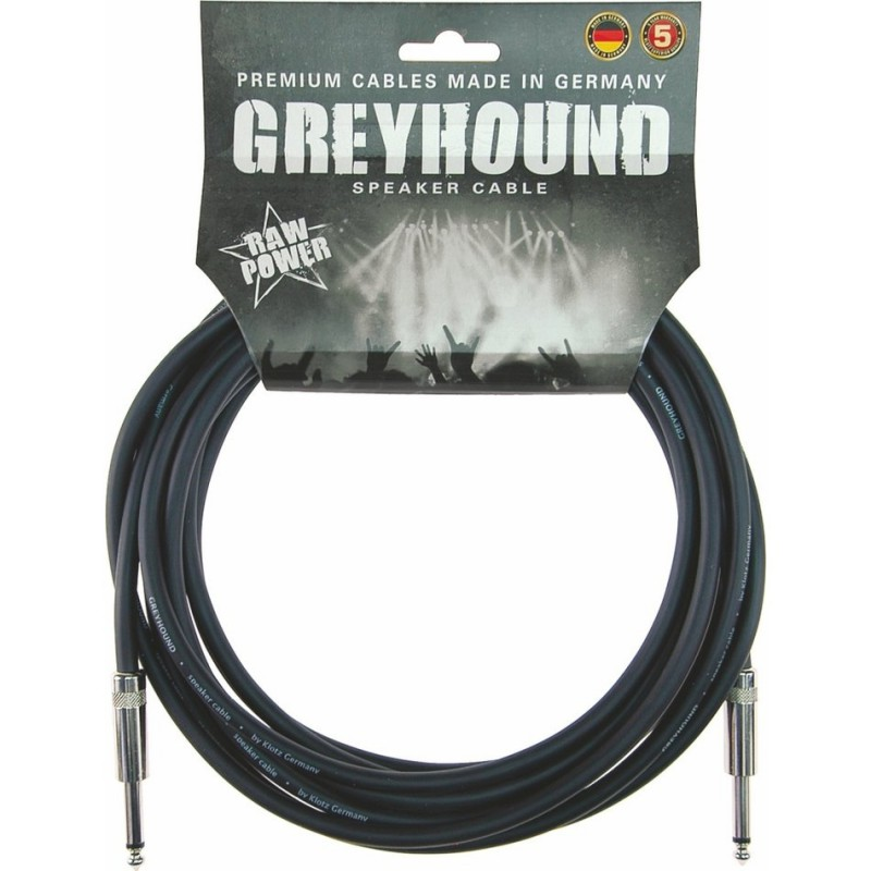 Cable Altavoz Klotz Greyhound GRYS010 1m.
