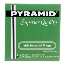 Cuerdas Pyramid Irish Bouzouki 671/8B