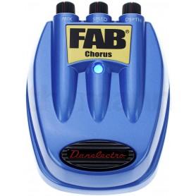 Pedal Danelectro D5 Fab Chorus