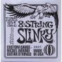 Cuerdas Eléctrica Ernie Ball 2624 Skinny Top 09-80 8 Strings