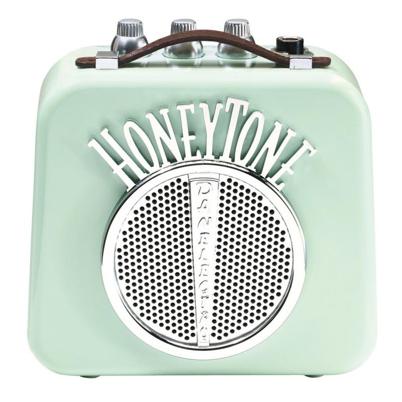 Amplificador Danelectro N-10 Honeytone Mini Amp Aqua