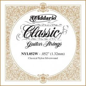 Cuerda Suelta Clásica D´Addario NYL052W Classic